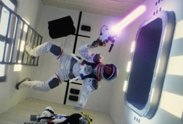 tronconneuse laser