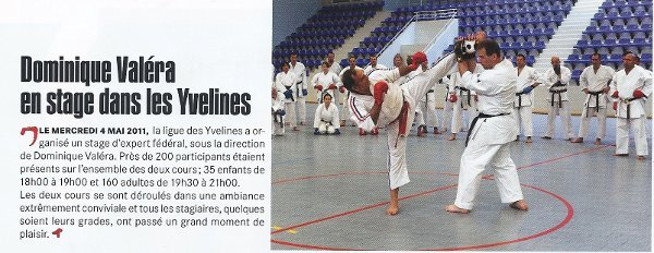 stage valera karate magazine 1